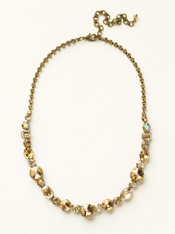 Graduated Classic Necklace