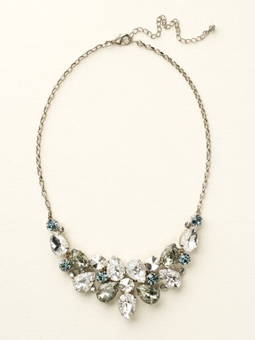 """Crystal Rock"" Necklace"