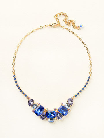 BG/Sweet Sapphire Necklace