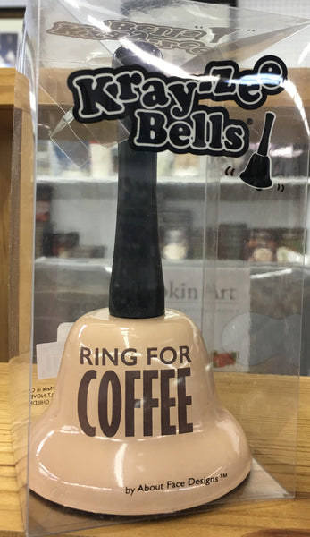 """Ring For Coffee"" Bell"