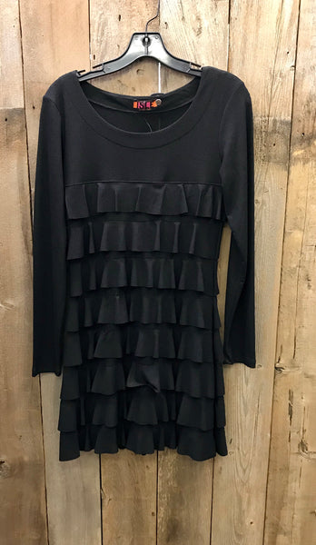 Black Party Shimmer Dress