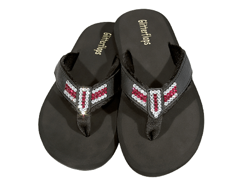 Fan Pride Maroon Flip Flop - 2nd Series