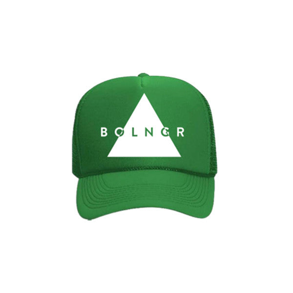 BOLNGR Trucker Hat - Green