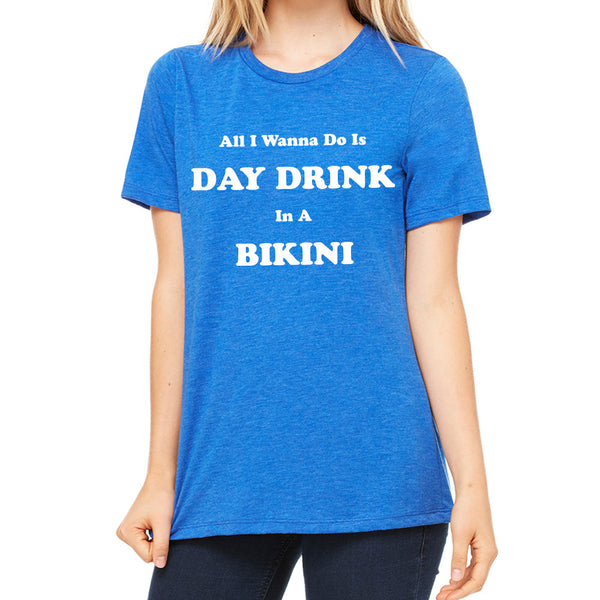 Day Drinking & Bikinis Tee