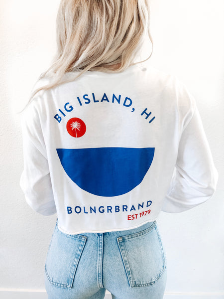 """Big Island Est Crop"" - Long Sleeve"