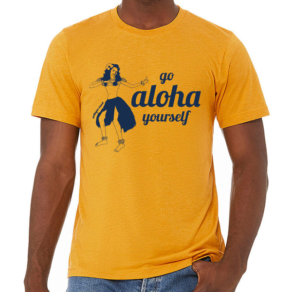 Go Aloha Yourself Tee