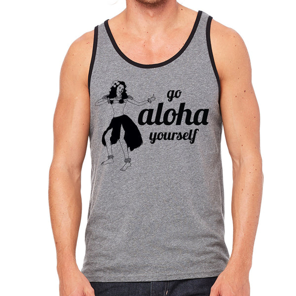 Go Aloha Yourself Tank