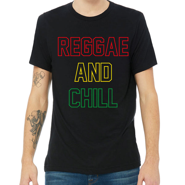 Reggae and Chill Crew Tee