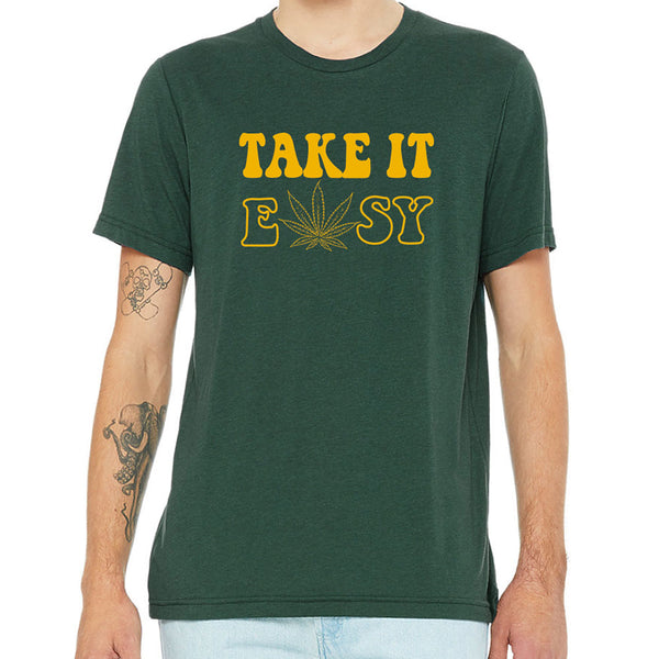 Take It Easy Crew Tee
