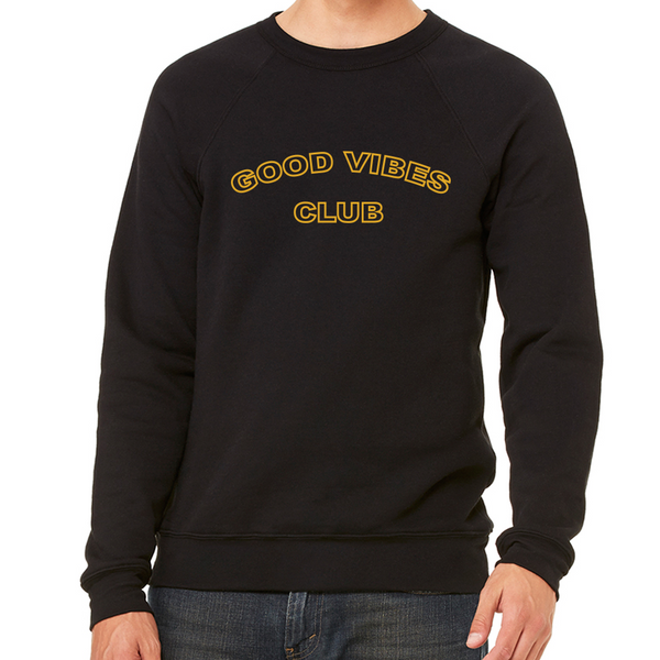 Good Vibes Club Sweatshirt