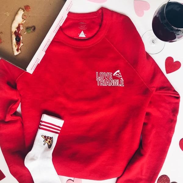 Love Triangle Sweatshirt