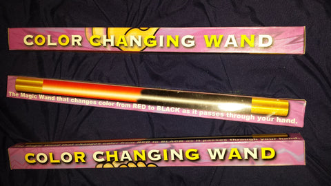 Magic<BR>Color Changing Magic Wand