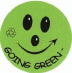 STICKERS BB0600   Going Green