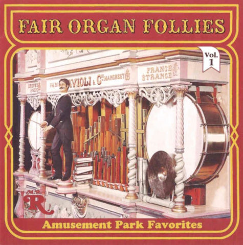 Music<br>Fair Organ Follies