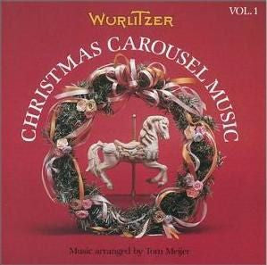 Music CD<br>Christmas Carousel Music