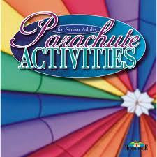 Music<br>Parachute Activities for Seniors