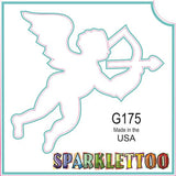 Tattoo Stencils 10 Pack <br> G175 - Cupid