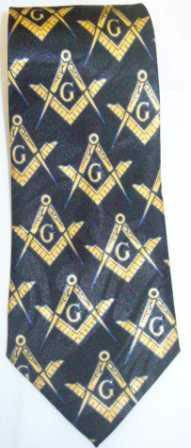 Ties Mason Gold - Long