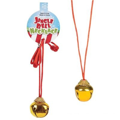 Necklace Jingle Bell