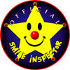 STICKERS AA007  <br>Smile Inspector   200 ct