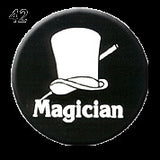 STICKERS BB0042  Magician<br>discontinued - available while supplies last