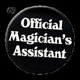 STICKERS BB0043  Magician's Assistant
