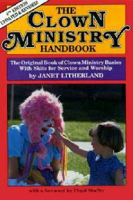 Books Ministry<br>Clown Ministry Handbook