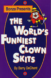 Books Skits<br>Bonzo Presents The Worlds Funniest Clown Skits