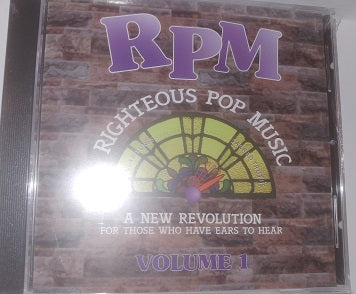 Clearance- <br>Righteous Pop Music CD