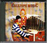 Music CD<br>Music for Clowns and Calliope  50% OFF!