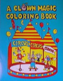 Magic<br>Coloring Books