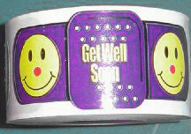 STICKERS BB0500<br>Get Well Soon