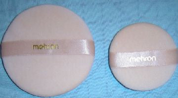 Makeup Mehron<br>Powder Puffs