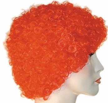 WIG<BR>Curly Clown Short (KK)