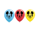 "Balloons - Round<br>5"" Mickey Mouse"