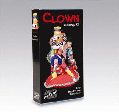 Makeup Mehron<br>Clown Kit