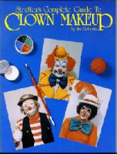 Books Makeup<br>Strutters Complete Guide To Clown Make Up