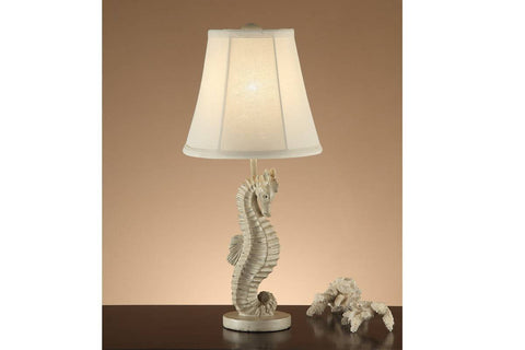 F5379 WHITE POLYRESIN LAMP SET OF 2