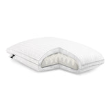 MALOUF CONVOLUTION GELLED MICROFIBER PILLOW