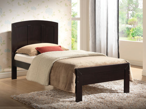 AC21526T DONATO WENGE TWIN BED