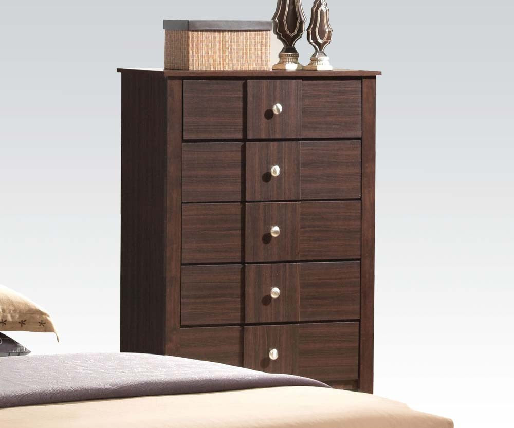 AC21946 RACIE MERLOT CHEST