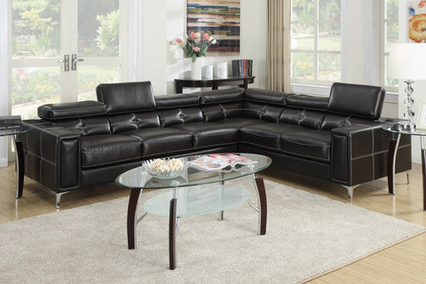 2-PCS SECTIONAL PD7250