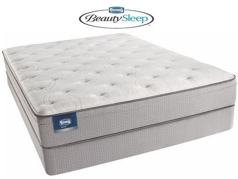 DISPLAY MODEL: BEAUTYREST CHERRYDALE LUXURY FIRM QUEEN MATTRESS