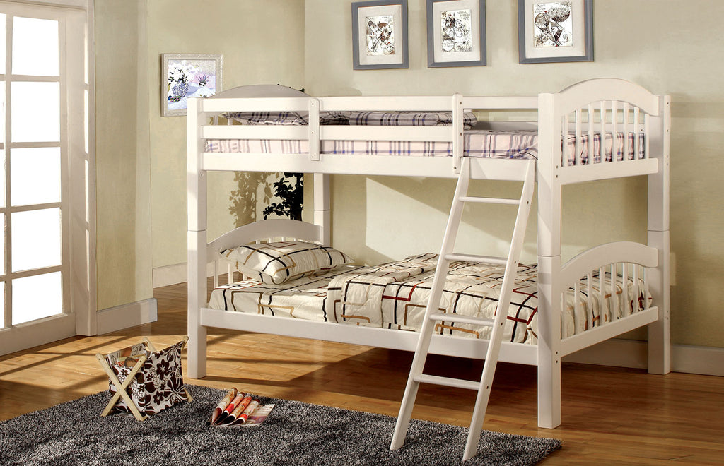 CONEY ISLAND TWIN/TWIN BUNK BED