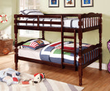 CAITLYN TWIN/TWIN BUNK BED