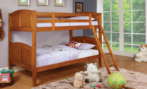REXFORD TWIN/TWIN BUNK BED