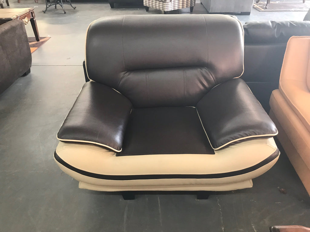 Rix Bonded Leather Chair