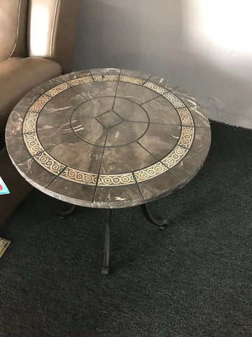 Levi Marble End Table