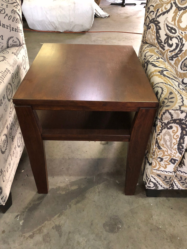 Safire Wooden End Table