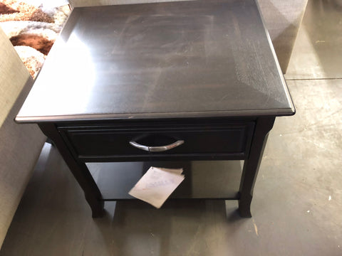 Ashley Wooden End Table